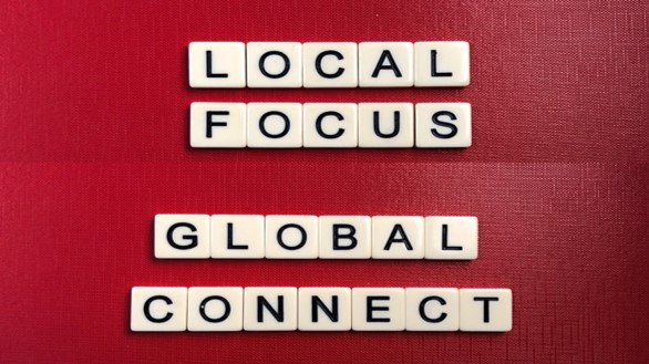local focus global connect restructuring businesses is our specialty